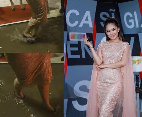 'Ca si giau mat': Luong Bich Huu loi nuoc ngap gap lai Sy Luan - Anh 1