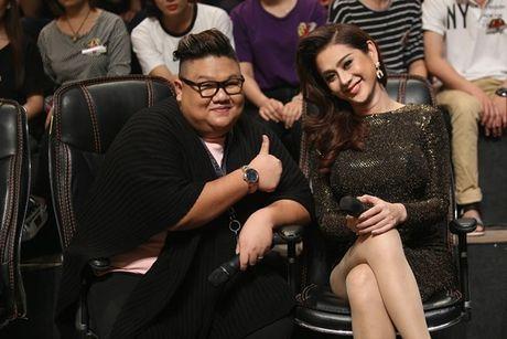 'Ca si giau mat': Luong Bich Huu loi nuoc ngap gap lai Sy Luan - Anh 5