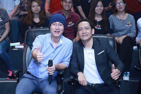 'Ca si giau mat': Luong Bich Huu loi nuoc ngap gap lai Sy Luan - Anh 6