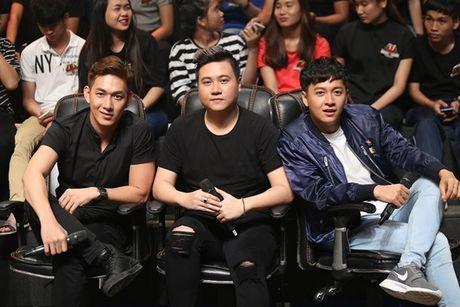 'Ca si giau mat': Luong Bich Huu loi nuoc ngap gap lai Sy Luan - Anh 7