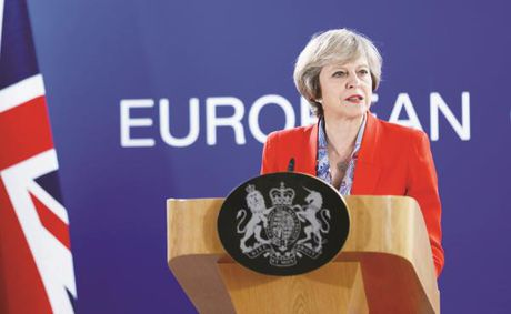 Brexit se bi tri hoan den sau 2020? - Anh 1
