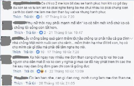 """Hoi ba me don than tren facebook – Ky 2: Dung bien """"su co"""" thanh mot trao luu? - Anh 2"""