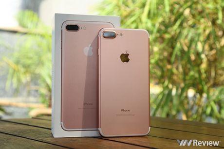 iPhone 7/ 7 Plus xach tay van co the duoc bao hanh tai Viet Nam - Anh 1