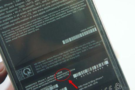 iPhone 7/ 7 Plus xach tay van co the duoc bao hanh tai Viet Nam - Anh 2
