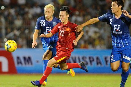 Viet Nam - Avispa Fukuoka 0-0: Cong Phuong bo qua nhieu co hoi ghi ban - Anh 3