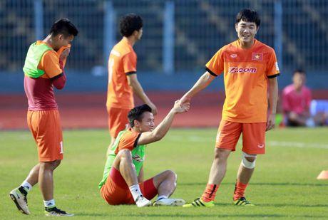 Viet Nam - Avispa Fukuoka 0-0: Cong Phuong bo qua nhieu co hoi ghi ban - Anh 4