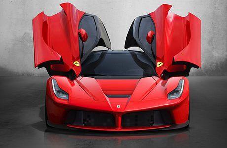 Vi sao Ferrari 'tranh xa' xe hoi dien? - Anh 1