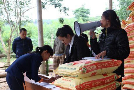 Quang Binh: Bao Xay dung tang qua ho tro nhan dan vung lu huyen Tuyen Hoa - Anh 3