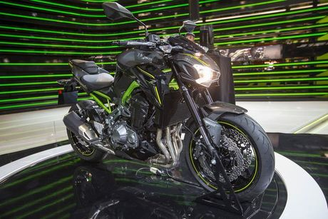 Can canh Kawasaki Z900 moi ra mat - Anh 1