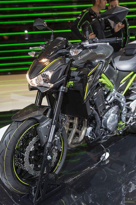 Can canh Kawasaki Z900 moi ra mat - Anh 8