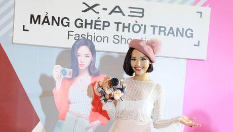 May anh mirrorless Fujifilm X-A3 len ke Viet gia 14 trieu - Anh 1