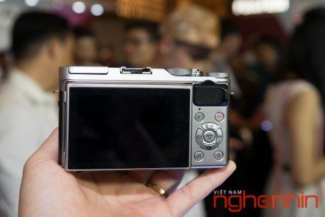 May anh mirrorless Fujifilm X-A3 len ke Viet gia 14 trieu - Anh 5