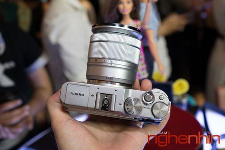 May anh mirrorless Fujifilm X-A3 len ke Viet gia 14 trieu - Anh 6