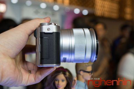 May anh mirrorless Fujifilm X-A3 len ke Viet gia 14 trieu - Anh 9