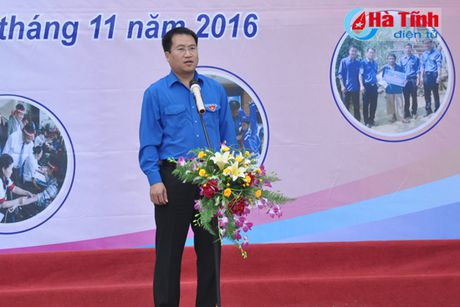 Phat dong tinh nguyen mua dong 2016 - Xuan tinh nguyen 2017 - Anh 1