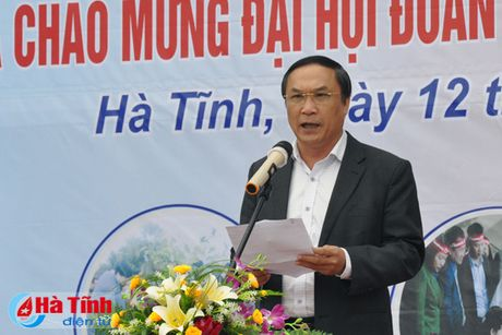 Phat dong tinh nguyen mua dong 2016 - Xuan tinh nguyen 2017 - Anh 2