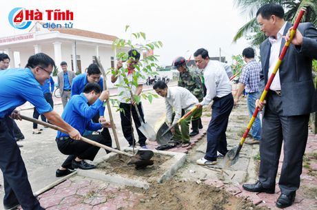 Phat dong tinh nguyen mua dong 2016 - Xuan tinh nguyen 2017 - Anh 8