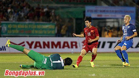 Viet Nam hoa khong ban thang truoc doi bong Nhat Ban - Anh 2