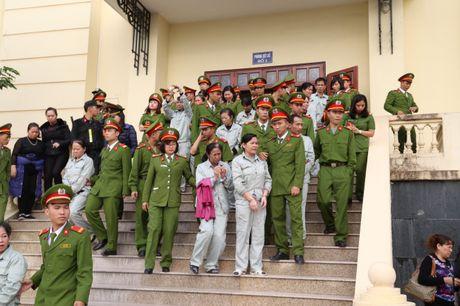 Tuyen an 110 bi cao trong soi bac khung o Quang Ninh - Anh 1