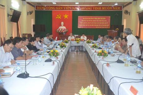 Kiem tra, giam sat, don doc cong tac PCTN tai Quang Ngai - Anh 2