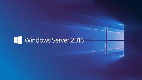 Microsoft ra mat Windows Server 2016 voi nhieu tinh nang moi - Anh 1