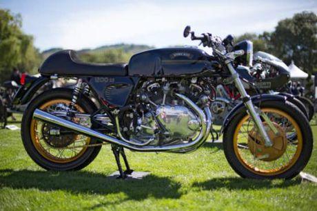 Dan xe do 'dien dao' tai The Quail Motorcycle Gathering 2016 - Anh 11