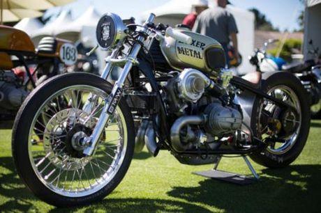 Dan xe do 'dien dao' tai The Quail Motorcycle Gathering 2016 - Anh 12