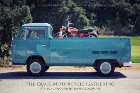 Dan xe do 'dien dao' tai The Quail Motorcycle Gathering 2016 - Anh 1