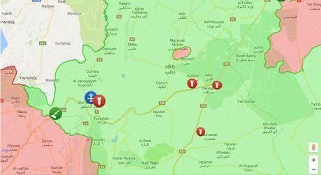 Khong quan Nga va Syria giang sam set du doi vao phien quan o Idlib - Anh 2