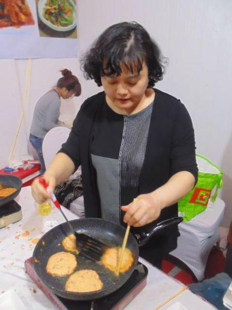'Le hoi Van hoa va Am thuc Viet Nam - Han Quoc 2016' - Thien duong am thuc - Anh 8
