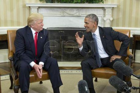 Tong thong dac cu My D.Trump de ngo kha nang giu lai mot so dieu trong Obamacare - Anh 1
