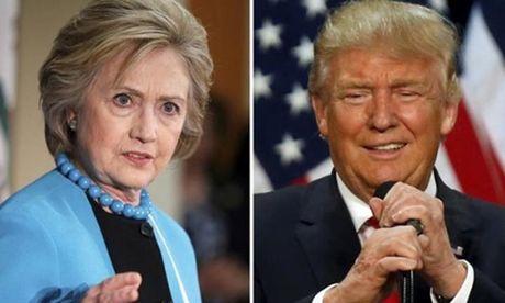 Hai trieu nguoi My keu goi cu tri doan loai Trump, chon Clinton - Anh 1