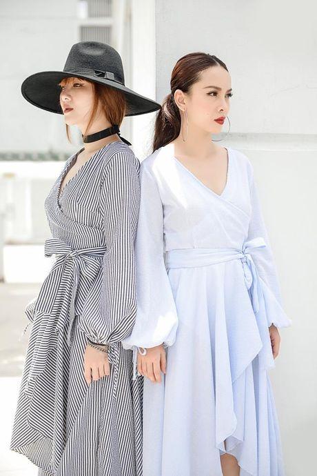 Di tim nhung cap chi em Jessica - Krystal phien ban Viet - Anh 2