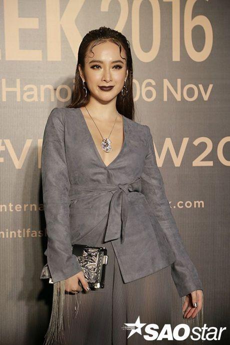 Lan Khue, Hoang Thuy dang say dam sac son nao? - Anh 6