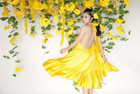 Guong mat nghe si: 'Trong' cua Thu Hang - Anh 1