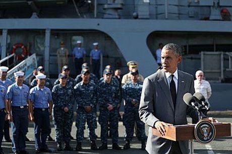 Chinh sach ve Chau A hau chinh quyen Obama: Co hoi va thach thuc - Anh 1