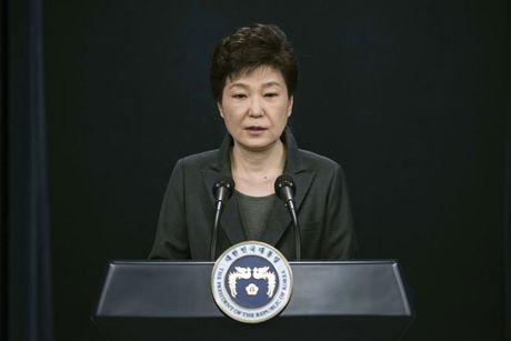 Park Geun-hye: Nu tong thong co don - Anh 1