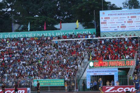 Truc tiep DT Viet Nam 0-0 CLB Avispa Fukuoka: Cong Phuong lan dau da chinh - Anh 4