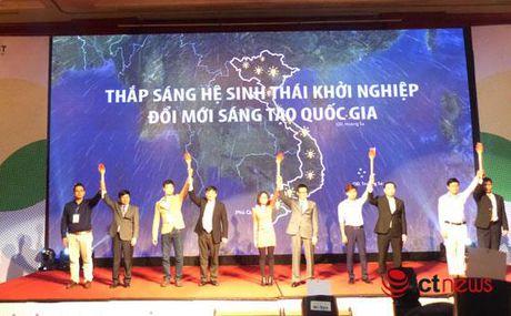 Bo KH&CN: He sinh thai khoi nghiep Viet Nam co tiem nang phat trien lon - Anh 3