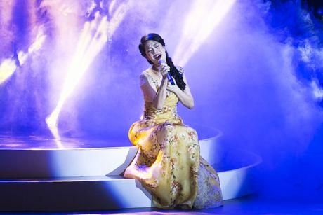 Thu Phuong muon lam 'con sao nho' cua Quang Linh - Anh 6