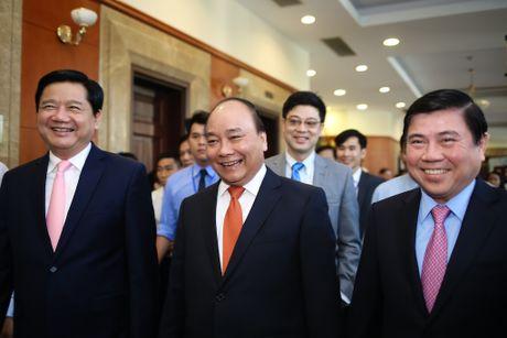 Thu tuong Nguyen Xuan Phuc: Kieu bao la su gia van hoa - Anh 1