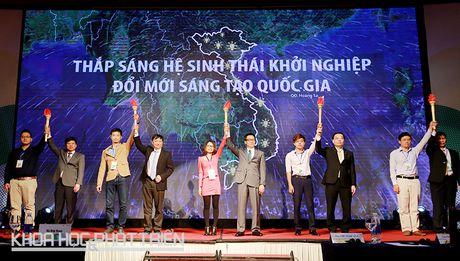 Khai mac Techfest 2016 - ngay hoi lon cua khoi nghiep sang tao - Anh 2