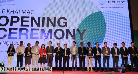 Khai mac Techfest 2016 - ngay hoi lon cua khoi nghiep sang tao - Anh 8