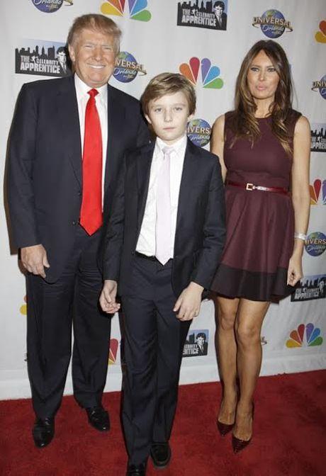 Donald Trump cam cac con 'uong ruou, hut thuoc va xam minh' - Anh 2