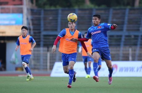 DTVN vs Fukuoka: Di tim nhung manh ghep cuoi - Anh 2