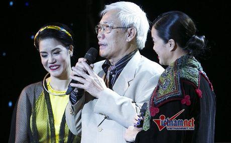 Bo ca si Thu Phuong ke ve benh tim cua con gai - Anh 1