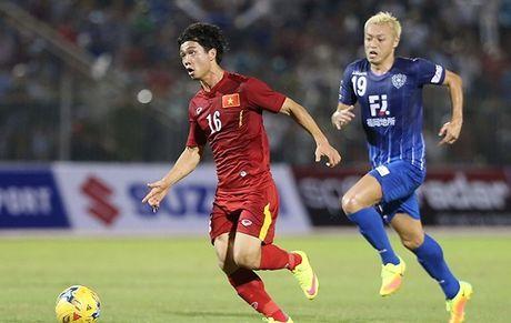 DT Viet Nam - Avispa Fukuoka: Nhung phut cuoi kich tinh - Anh 1