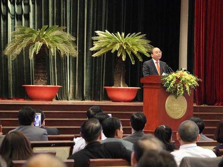 Thu tuong Chinh phu Nguyen Xuan Phuc: O dau co nguoi Viet Nam, o do co Viet Nam - Anh 1