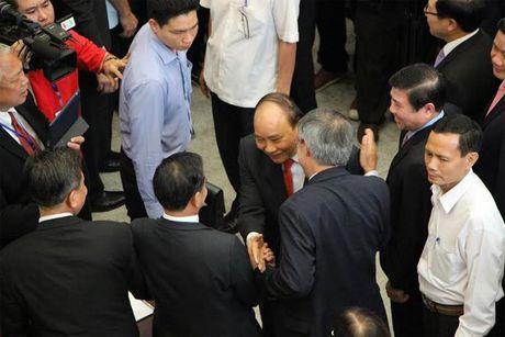 Thu tuong Chinh phu Nguyen Xuan Phuc: O dau co nguoi Viet Nam, o do co Viet Nam - Anh 2