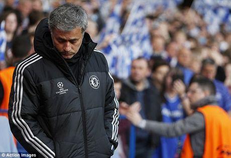 Mourinho 'cai to' MU: Day minh vao cho chet? - Anh 1